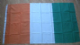 Ivory Coast Large Country Flag - 3' x 2'.